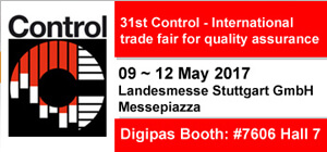 31st Control – International trade fair for quality assurance