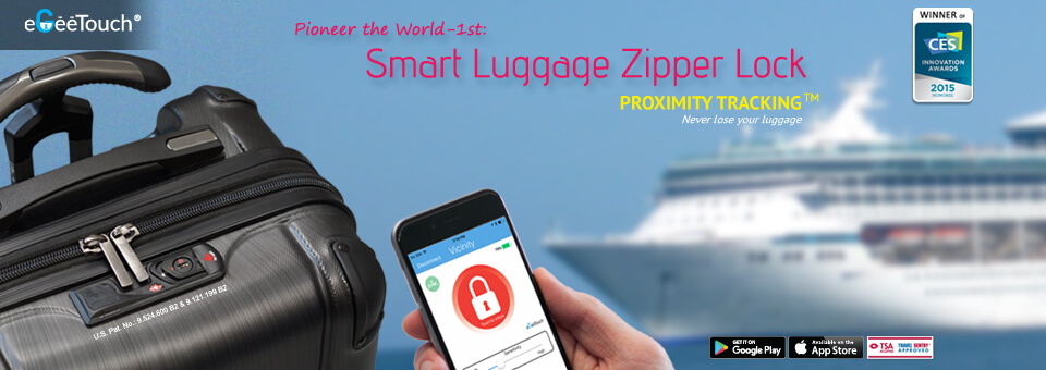 Luggage Lock Module - eGeetouch