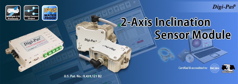 2-Axis Ultra Precision Digital Level Model: DWL-8500XY